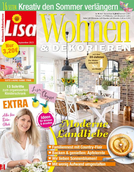 Lisa Wohnen & Dekorieren