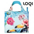 LOQI Shopper Birds Wild
