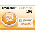 10,- EUR Amazon.de-Gutschein