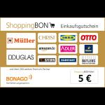 5 € ShoppingBON