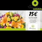 15 € Valentins-Gutschein