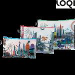 LOQI Zip-Pockets