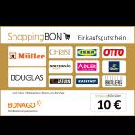 ShoppingBON über 10 €