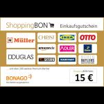 ShoppingBON über 15 €