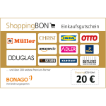 ShoppingBON über 20 €