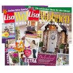 2 x Lisa Wohnen & Dekorieren