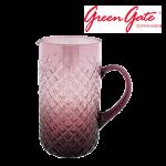 GreenGate Glaskrug Cutting