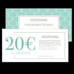 20 € Westwing-Gutschein