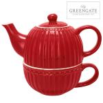 Teekannen-Set von GreenGate