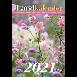 Mein schönes Land Taschenkalender 2021