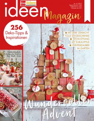 Ideenmagazin - aktuelle Ausgabe