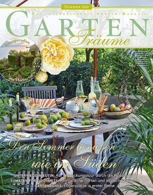 GartenTräume - aktuelle Ausgabe