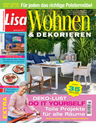 Lisa Wohnen & Dekorieren - aktuelle Ausgabe