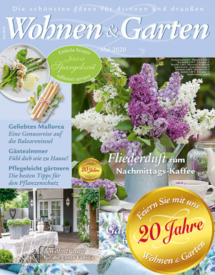 Wohnen & Garten Cover