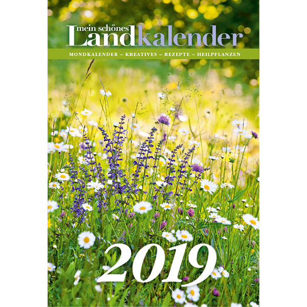 baa7074fed5257 Mein schönes Land Kalender 2019