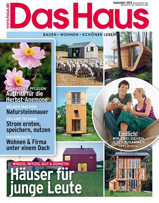 Das Haus - aktuelle Ausgabe 09/2014