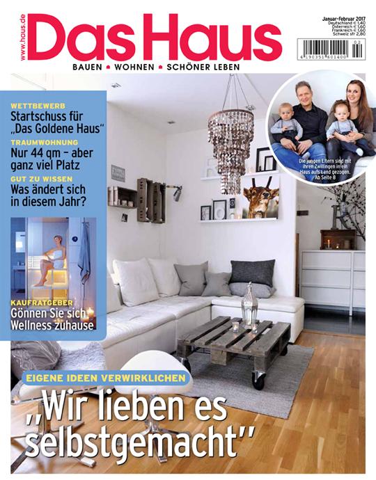 Das Haus - aktuelle Ausgabe 03/2016