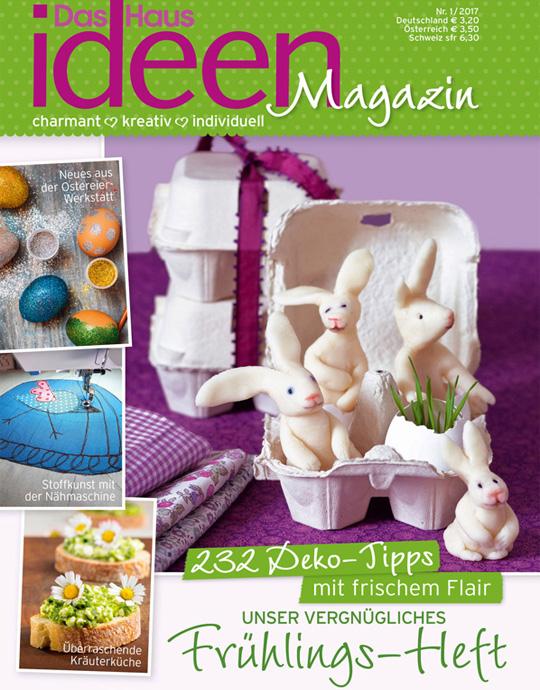 Ideenmagazin - aktuelle Ausgabe 02/2016
