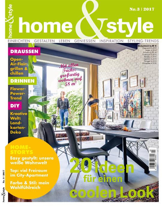 home & style - Aktuelle Ausgabe