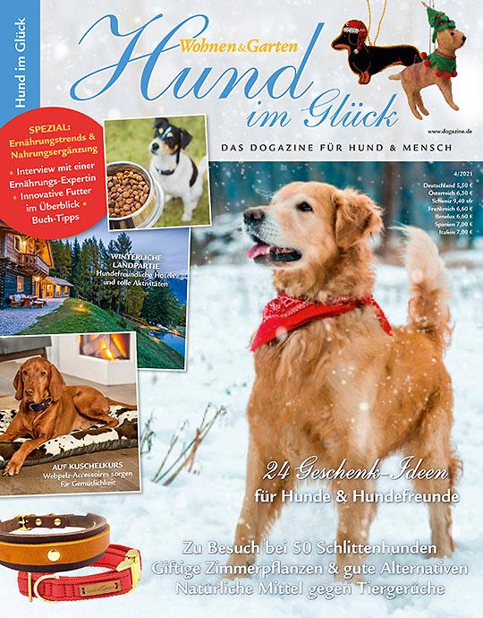 Hund im Glück - aktuelle Ausgabe