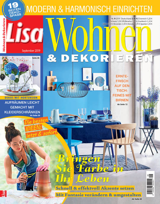 Lisa Wohnen & Dekorieren Cover