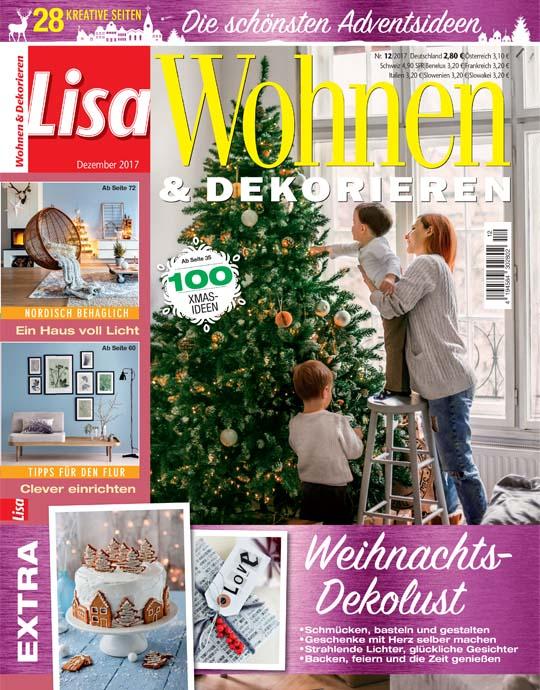Wohnen und garten lisa wohnen dekorieren exklusive for Lisa wohnen und dekorieren