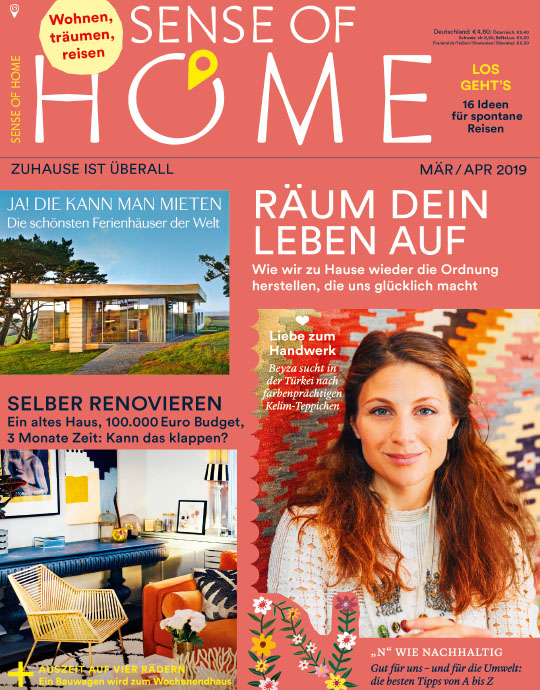 Sense of Home - aktuelle Ausgabe