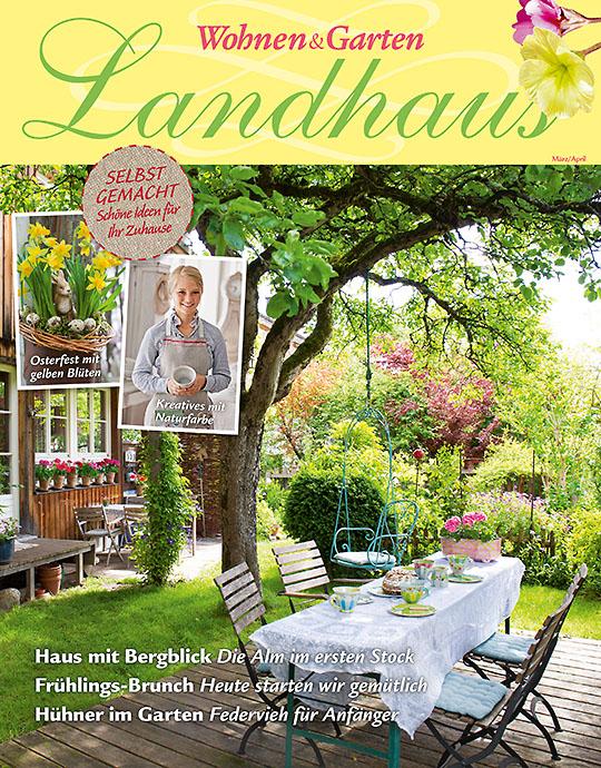 Abo Wohnen Und Garten wohnen und garten mini abo exklusive prämien sichern